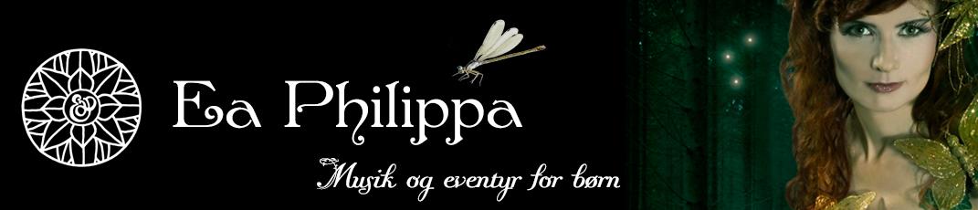 Ea Philippas hjemmeside